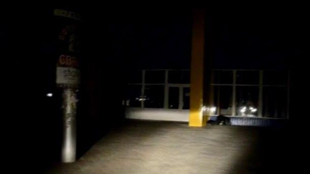 Керчь без света