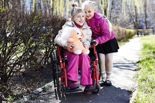 ЕС – Украине: надо видеть сначала ребенка, потом инвалидность