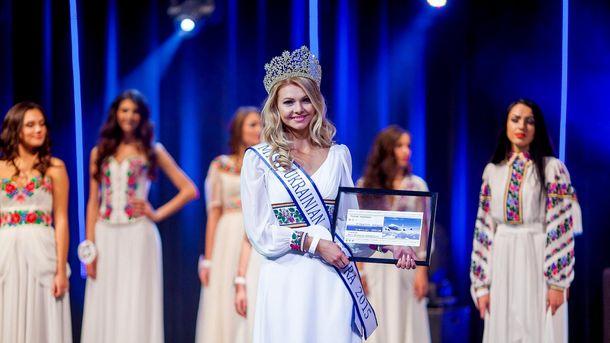 УСША білявка із Полтавщини здобула титул «Міс Українська Діаспора 2015»