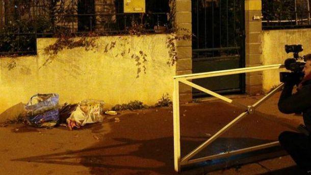 Біля Парижа знайшли пояс смертника