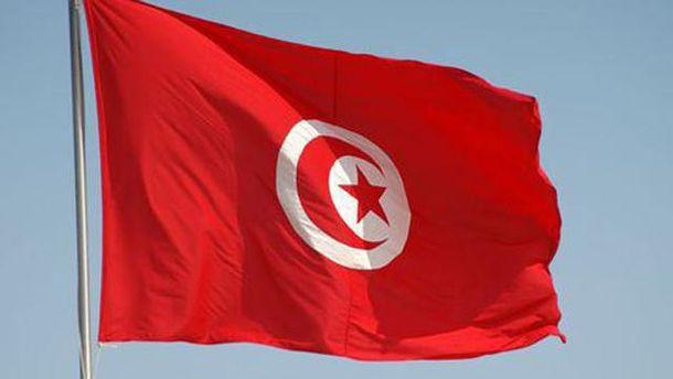 Тунисский флаг