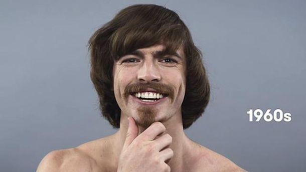 Еволюція чоловічих зачісок