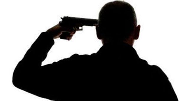 Военный совершил самоубийство