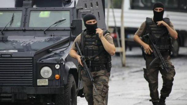 В Анкаре прогремел мощный взрыв