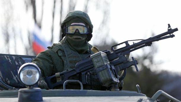 Боевики наращивают силы