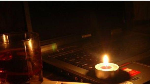 Світло у Севастополі буде по 2 години на добу