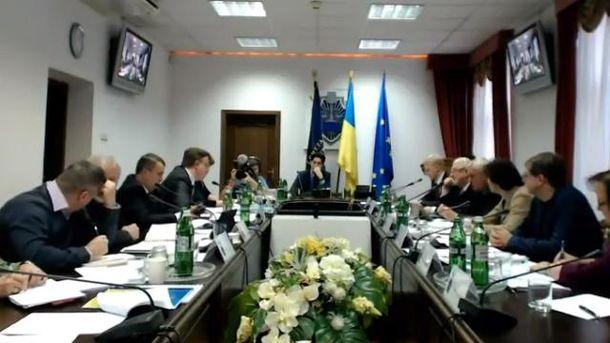 Засідання Комітету