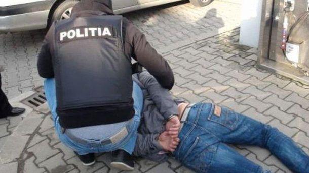 Полиция в Молдове