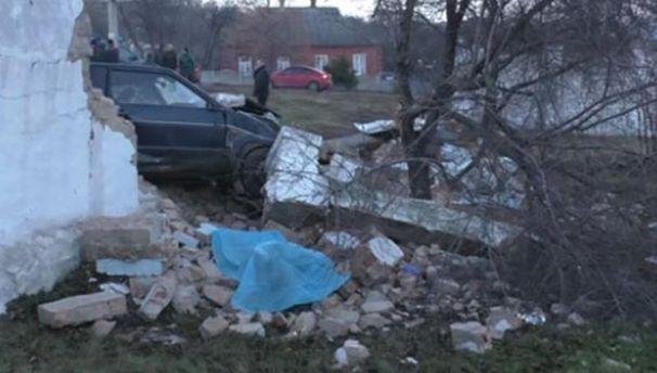 УПолтаві вДТП загинули водій і пішохід