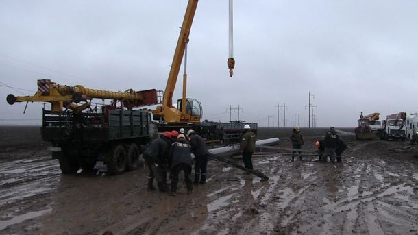 Заступник Директора Укренерго виїхав напереговори зактивістами блокади Криму