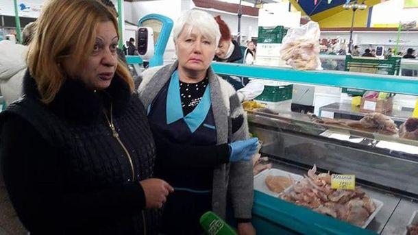 Рынок в Керчи
