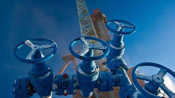 Российский газопровод