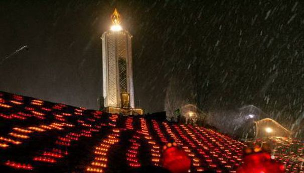 Мемориал памяти жертв голодоморов
