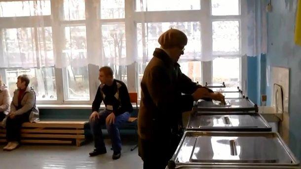 Выборы в Мариуполе