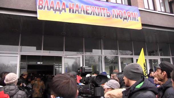 Суд зобов'язав переглянути результати виборів уКривому Розі