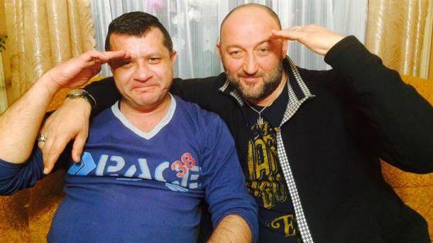 Андрій Гречанов і Олексій Мочанов