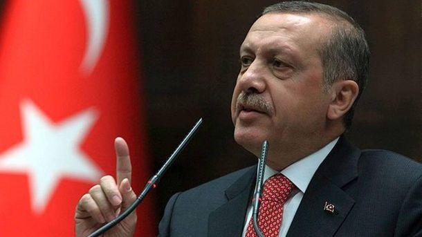 Ердоган запитав уПутіна, чинехоче він піти у відставку