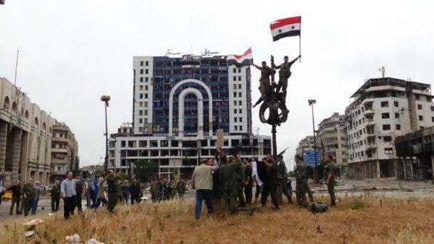 AFP: Сирійська влада уклала перемир'я зповстанцями впровінції Хомс