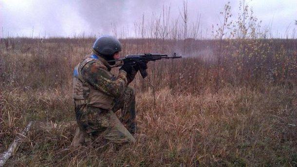 Врайоні Авдіївки терористи підійшли впритул допозицій українських військових