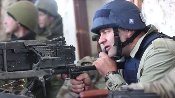 ГУР Міноборони: Пореченков найближчим часом відвідає окупований Новоазовськ