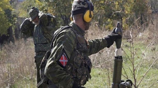 Бойовики тричі стріляли із мінометів— АТО