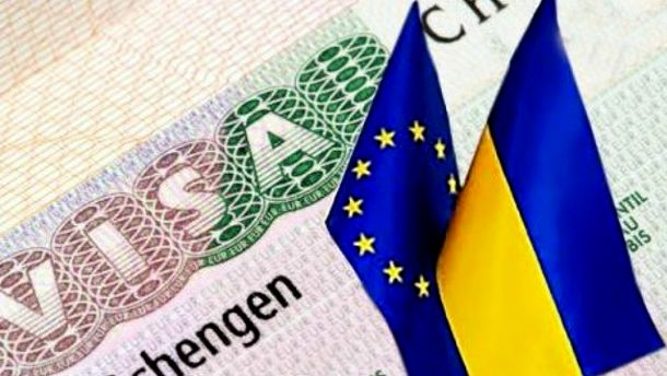 Данные овизовом прогрессе государства Украины убедительны