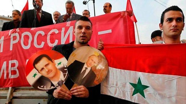 Bloomberg: Росія витратить мільярди на війну вСирії