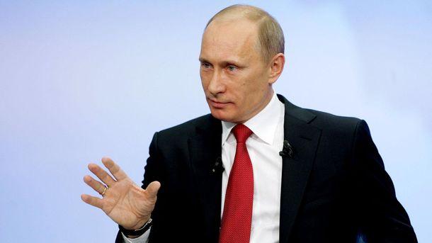 Путін підвищив керівника своєї служби безпеки