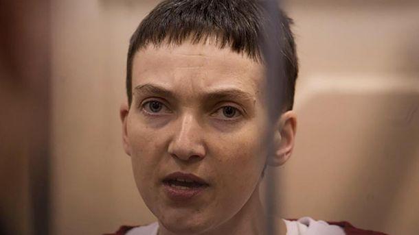 ВУКРОПі заявили, щоСавченко готова взяти напоруки Корбана