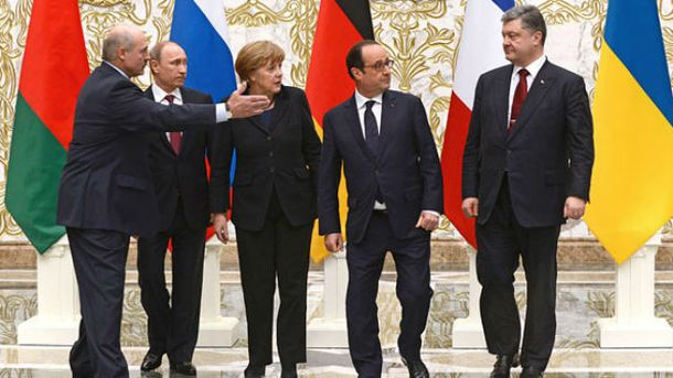 Трехсторонняя контактная группа начала заседание в Минске - Цензор.НЕТ 8819