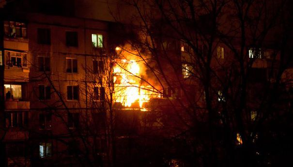 УХаркові через пожежу вбагатоповерхівці загинула людина