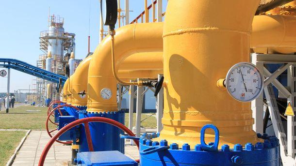 «Нафтогаз» з1 січня знижує ціни нагаз для промспоживачів