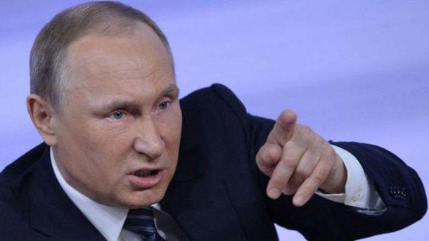 Путін планує нормалізувати відносини зУкраїною та ЄС