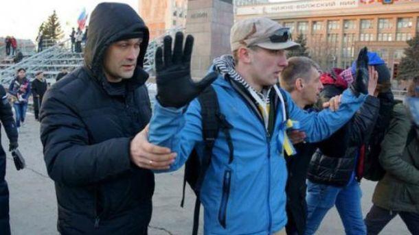 Співробітникам російського ФСБ дозволили стріляти по жінкам танеповнолітнім