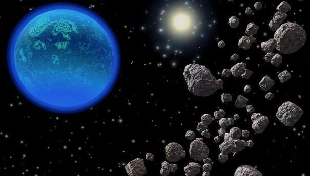 Землі загрожує катастрофа через зіткнення зуламками «кентаврів»