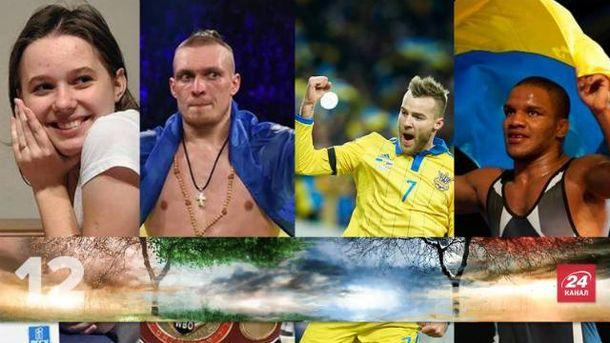 Спортивні перемоги 2015
