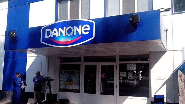 Danone тікає зРосії