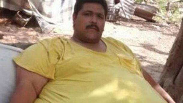 УМексиці помер найтовстіший усвіті чоловік