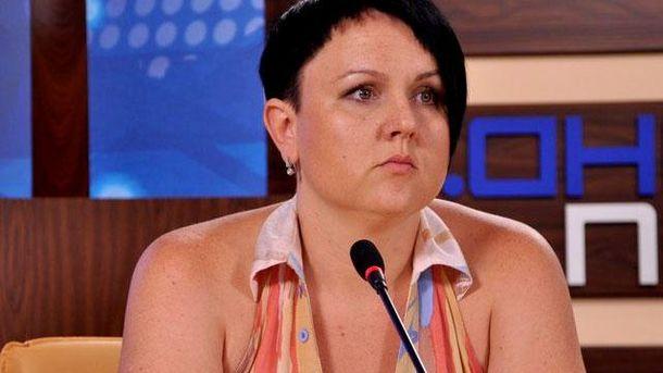 Оксана Томчук