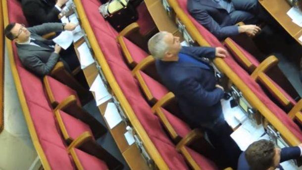 Депутат кноподавить