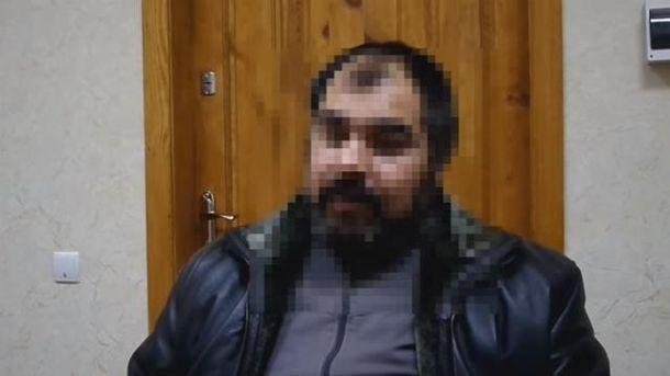СБУ затримала поплічника Гіркіна