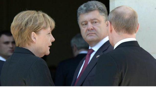 «Нормандська четвірка» може провести переговори доНового року— РФ