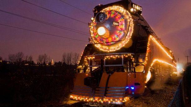 Праздничный поезд