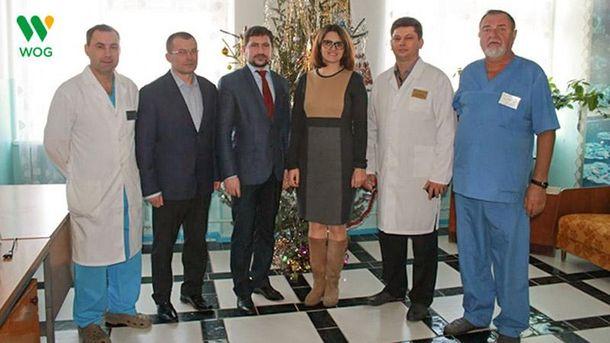 Винницкая клиническая больница