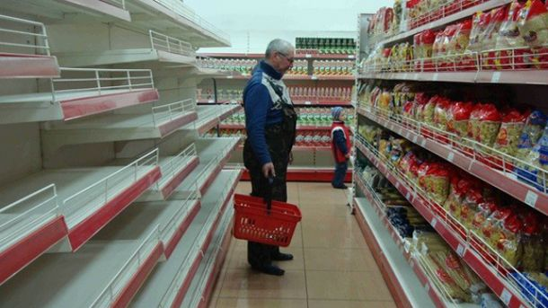 Мінекономіки пропонує запровадити продовольчі санкції протиРФ
