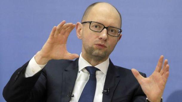 Кабмін приймає 2 постанови у відповідь насанкції Росії — Яценюк