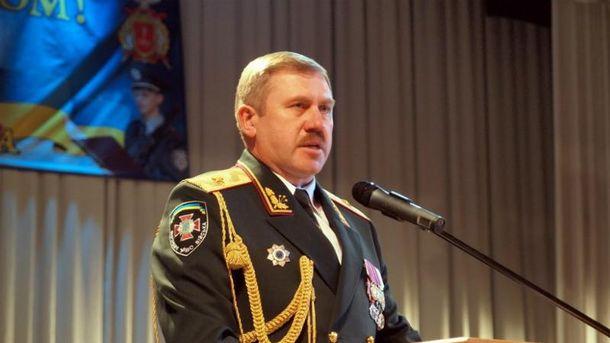 Порошенко призначив нового командувача Нацгвардії
