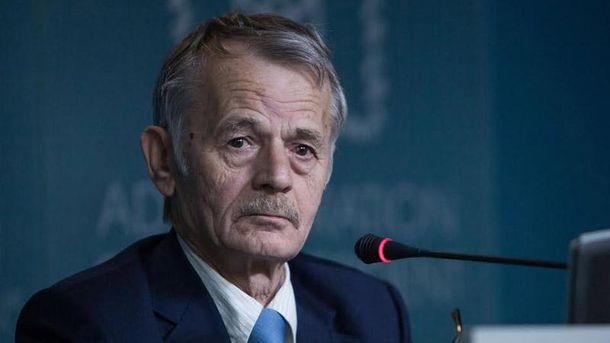 Джемілєв спростував можливість морської блокади Криму