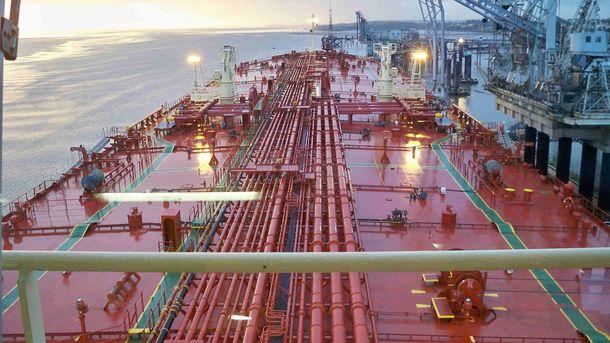 США поставили першу партію нафти після зняття 40-річного ембарго