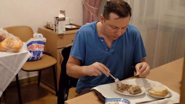Олег Ляшко у лікарні
